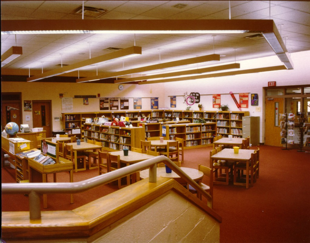 Signal Hill Elementary School Library